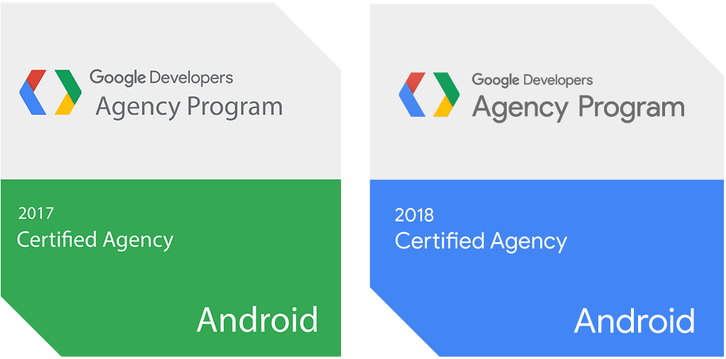 Google Developers Agency Program